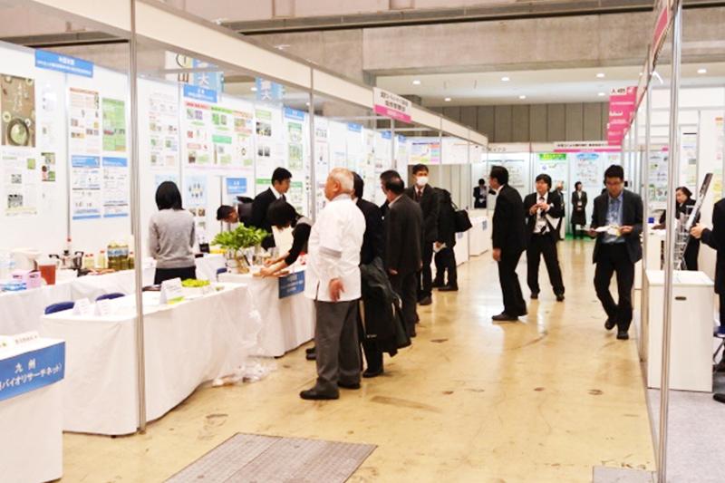 アグリビジネス創出フェア2016(東京)の出展報告 東海地域生物系先端技術研究会